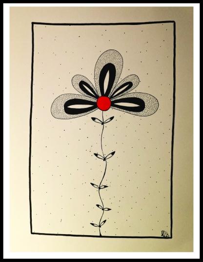 """""""Flower"""", 2015"""