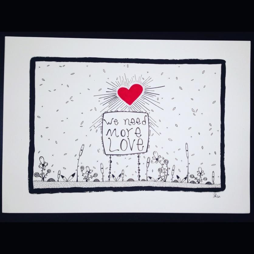 """Love Nature"", 2015"